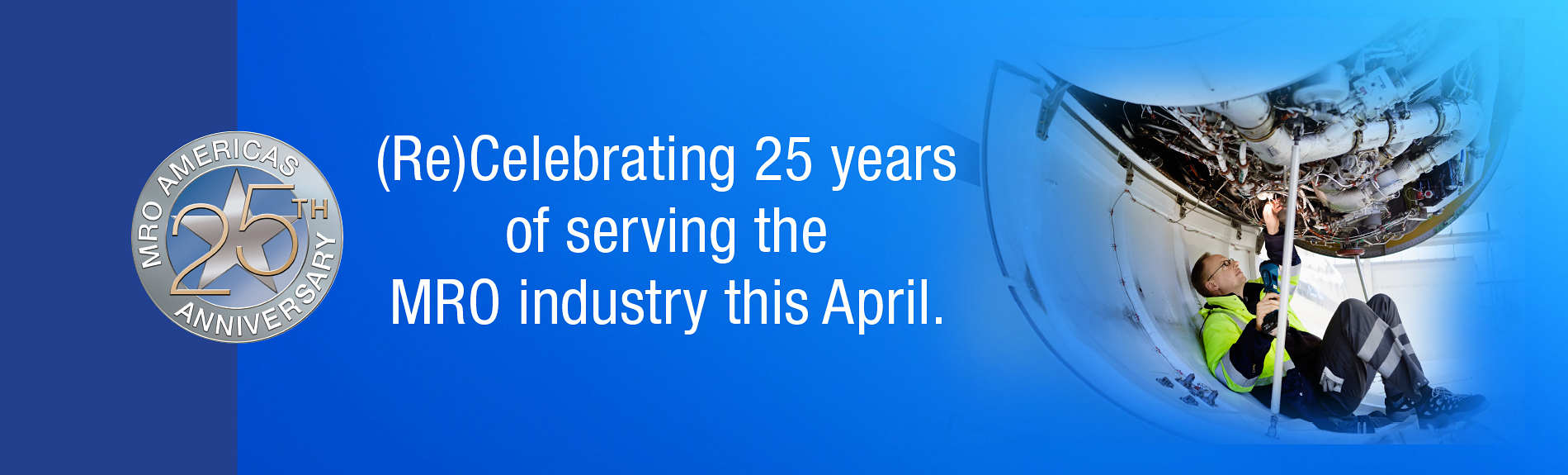 Re-celebrate our 25th Anniversary